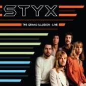 STYX  - CD THE GRAND ILLUSION - LIVE