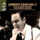 CASH JOHNNY  - CD 5 CLASSIC ALBUMS PLUS