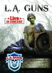 L.A. GUNS  - DV LIVE IN CONCERT