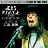 MAYALL JOHN & THE BLUESBREAKE  - 2xVINYL LIVE 1969 -COLL. ED/HQ- [VINYL]