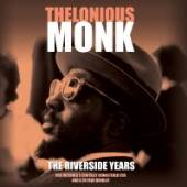 MONK THELONIOUS  - 5xCD RIVERSIDE YEARS