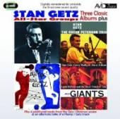 GETZ STAN  - 2xCD THREE CLASSIC A..