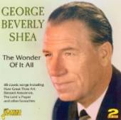 SHEA GEORGE BEVERLY  - 2xCD WONDER OF IT ALL.2CD'S..