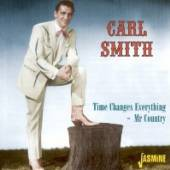 SMITH CARL  - CD MR COUNTRY - TIME CHANGES