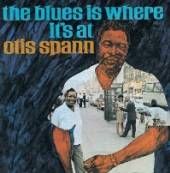 SPANN OTIS  - CD BLUES IS WHERE IT'S AT
