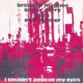 MCGHEE BROWNIE/SONNY TER  - CD I COULDN'T BELIEVE MY EYE