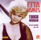 JAMES ETTA  - 2xCD TOUGH WOMAN. THE EARLY..