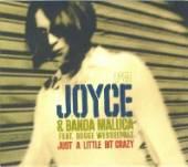 JOYCE  - CD JUST A LITTLE BIT CRAZY