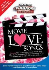 KARAOKE  - CD MOVIE LOVE SONGS