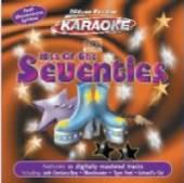 KARAOKE  - CD THE HITS OF THE SEVENTIES