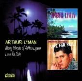 LYMAN ARTHUR  - CD MANY MOODS OF../LOVE FOR