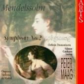 MENDELSSOHN BARTHOLDY FELIX  - CD SYMPHONY NO.2