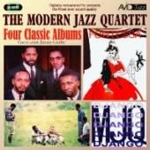 MODERN JAZZ QUARTET  - CD FOUR CLASSIC ALBU..