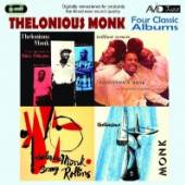 MONK THELONIOUS  - 2xCD FOUR CLASSIC AL..