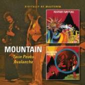 MOUNTAIN  - CD TWIN PEAKS/AVALANCHE