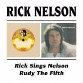 NELSON RICK  - CD RICK SINGS NELSON/RUDY TH