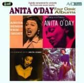 O'DAY ANITA  - 2xCD FOUR CLASSIC ALBUMS