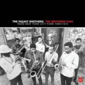 PAZANT BROTHERS  - CD THE BROTHERS FUNK: RARE NEW YO