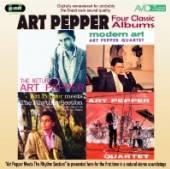 PEPPER ART  - 2xCD FOUR CLASSIC AL..