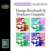 REINHARDT DJANGO GRAPPELLI STE..  - CD RE
