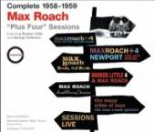 ROACH MAX  - 3xCD COMPLETE 1958-1959..