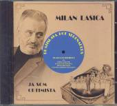LASICA MILAN & BRATISLAVA HOT  - CD JA SOM OPTIMISTA