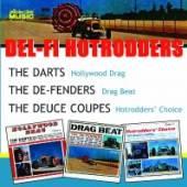 VARIOUS  - 2xCD DEL-FI HOTRODDERS -36TR-