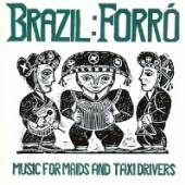 VARIOUS  - CD FORRO: MUSIC FOR MAIDS AND TAX