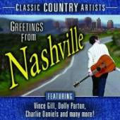VARIOUS  - CD GREETINGS FROM NASHVILLE-