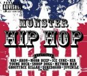VARIOUS  - 3xCD MONSTER HIP - HOP