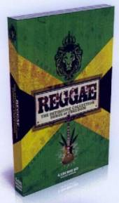 VARIOUS  - CD REGGAE DEFINITIVE COLLECT