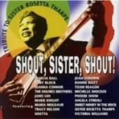 THARPE SISTER ROS =TRIB=  - CD SHOUT SISTER SHOUT !