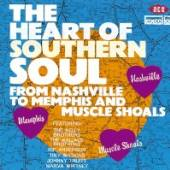 VARIOUS  - CD THE HEART OF SOUTHERN SOUL: FR