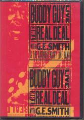 GUY BUDDY  - DVD LIVE:THE REAL DEAL