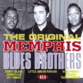 VARIOUS  - CD ORIGINAL MEMPHIS BLUES BR