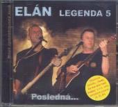 ELAN  - CD LEGENDA 5