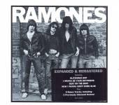 RAMONES  - CD RAMONES/REMASTERED/