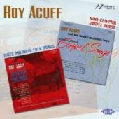 ROY ACUFF AND HIS SMOKEY MOUNT  - CD SINGS AMERICAN FOLK SONGS/HAND