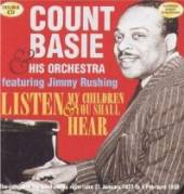 BASIE COUNT & HIS ORCHES  - 2xCD LISTEN TO MY CHILDREN, YO