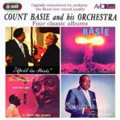 BASIE COUNT  - 2xCD FOUR CLASSIC AL..