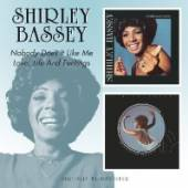 BASSEY SHIRLEY  - 2xCD NOBODY DOES IT LIKE ME/LO