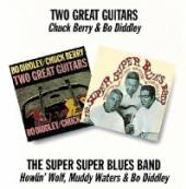 BERRY CHUCK & BO DIDDLEY  - CD TWO GREAT GUITARS / THE..