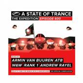 VARIOUS  - CD STATE OF TRANCE 600