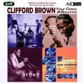 BROWN CLIFFORD  - 2xCD FOUR CLASSIC AL..