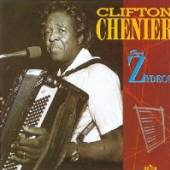 CLIFTON CHENIER  - CD KING OF ZYDECO