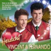 VINCENT & FERNANDO  - CD HERZLICHST