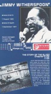 WITHERSPOON JIMMY  - CD THE STORY OF THE BLUES(CHAPT 18)