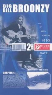 BROONZY BIG BILL  - 2xCD BLUES ARCHIVE 4