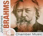 BRAHMS JOHANNES  - 4xCD CHAMBER MUSIC
