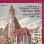 KNUPFER  - CD SACRED MUSIC